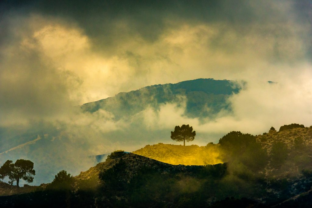 andalusia-mountains-clouds-trees-view